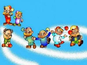 """Группа детей раннего дошкольного возраста  """"Гномики """".  Светить всегда...  Педагогический стаж: 42года."""